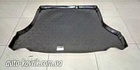 Коврик багажника на Дэу Ланос/Сенс седан с 1997-> резино-пластиковый 107060100 (184030100)