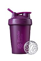 Спортивный шейкер BlenderBottle Classic Loop 590ml Plum (ORIGINAL), фото 1