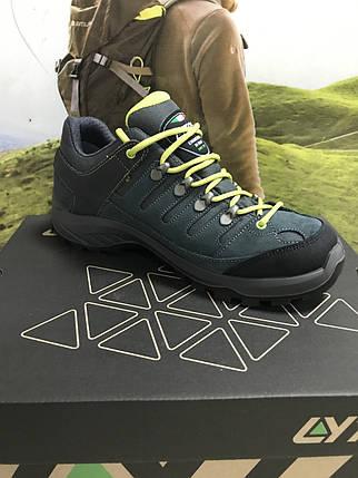 Кросівки унісекс замшеві сірого кольору від італійського бренда взуття Lytos., фото 2