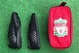 Сумка спортивная (барсетка) для обуви Ливерпуль