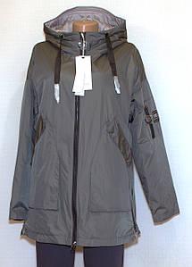 Демісезонна куртка жіноча  (2XL-5XL)