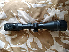 Оптичний приціл Walther 4-12x50 CI