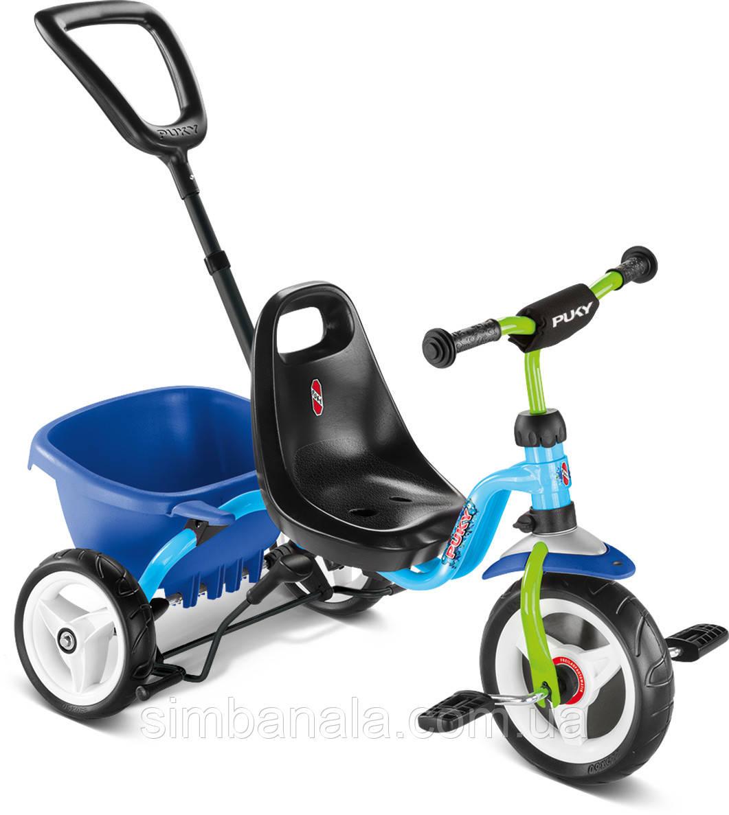 Трехколесный велосипед Puky CEETY 2218 Синий, Германия