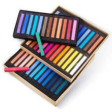 Набори кольорового крейди