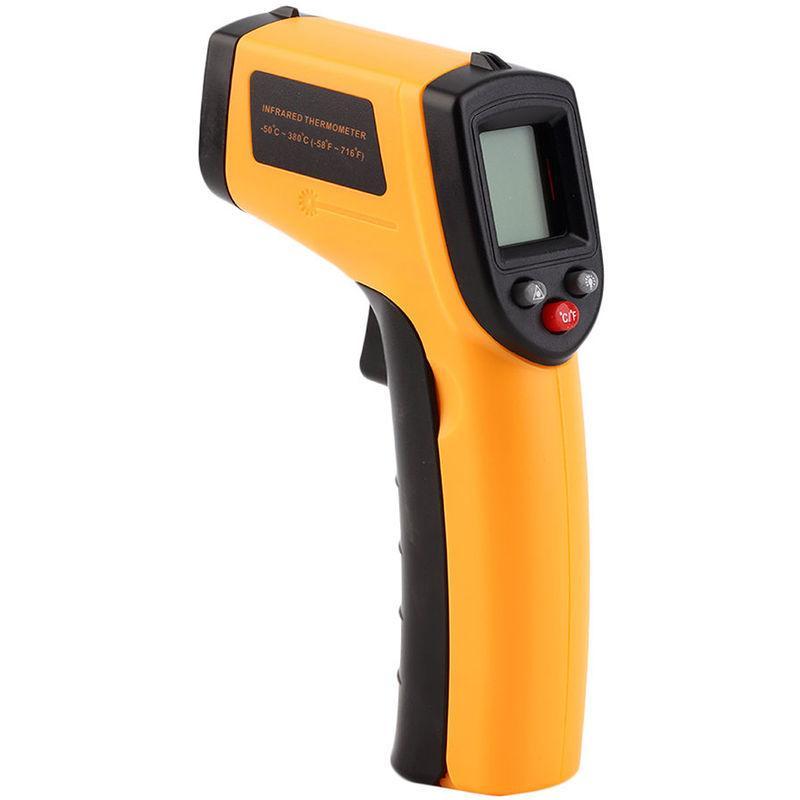 Термометр лазерный бесконтактный для улья