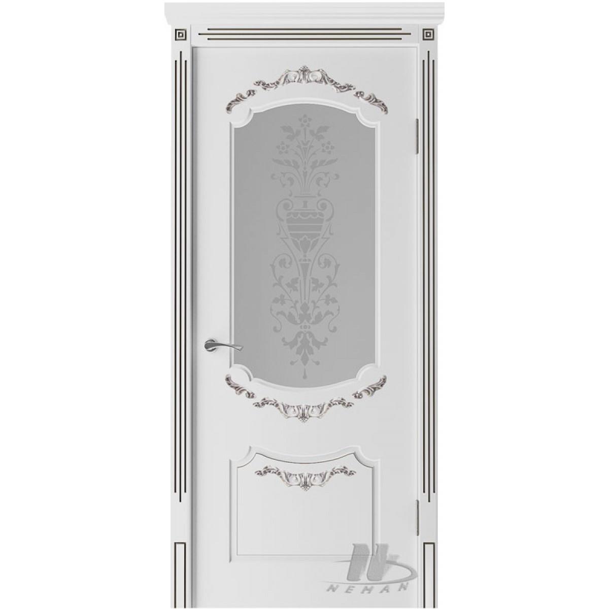 Межкомнатные двери VIP «Венеция П.О» тм Неман (без патины)