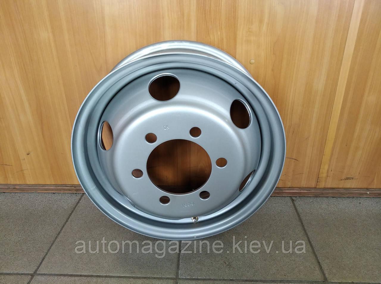 Диск колесный Газель R16 (серый)