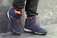 Кроссовки мужские в стиле Merrell код товара SD-6461. Темно-синие