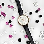 Стильные женские часы Bolun,черные, фото 2