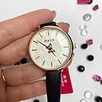 Стильные женские часы Bolun,черные, фото 3