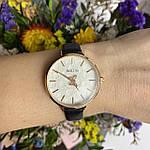 Стильные женские часы Bolun,черные, фото 4