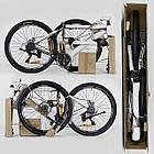 Велосипед Спортивный CORSO 26 дюймов JYT 003-9720 GTR-3000 21 скорость сине-зеленый, фото 6