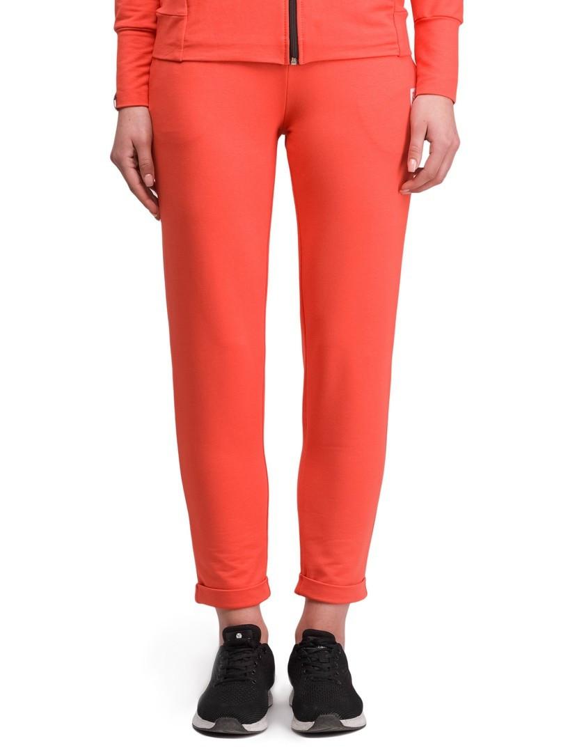Спортивні штани жіночі Urban Planet WMNS P LC коралові розміри XS S M L