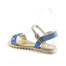 Сандалії жіночі Sopra синій 06973 (36), фото 2