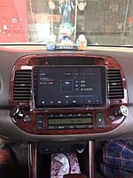 Штатная магнитола Toyota Camry 30 (2002-2005г.) на базе Android