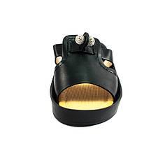 Шлепанцы женские Fabio Monelli WS121-6 черный (36), фото 3