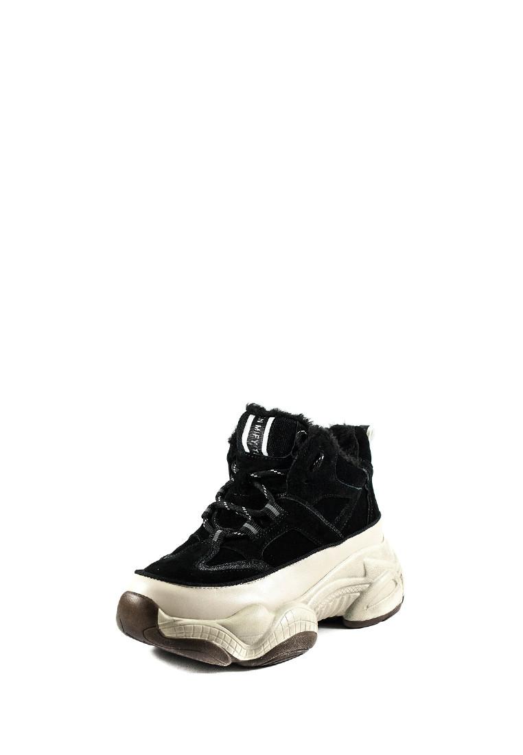 Кроссовки женские LorisBottega WG-X1804 черные (37)