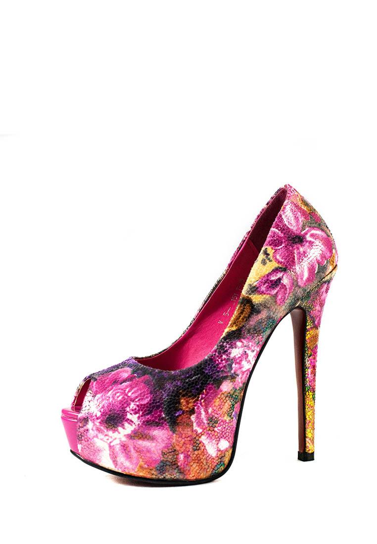Туфли женские Elmira V5-151T мультиколор (36)