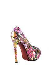 Туфли женские Elmira V5-151T мультиколор (36), фото 2