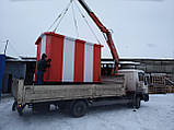Контейнери  для генераторів та обладнання, фото 3