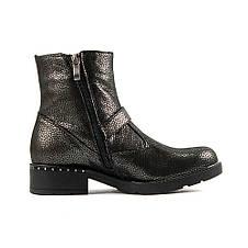 Ботинки зимние женские SND SDZJ4 черная кожа (36), фото 2