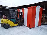 Контейнери  для генераторів та обладнання, фото 4