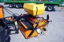 Підмітально-прибиральна машина AGATA ZM-1600, фото 7