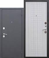 Двери входные уличные Таримус Групп Гарда 60 мм Муар / Белый ясень