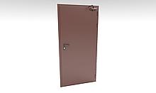 Двері металеві квартирні та технічні протипожежні ЕІ-30
