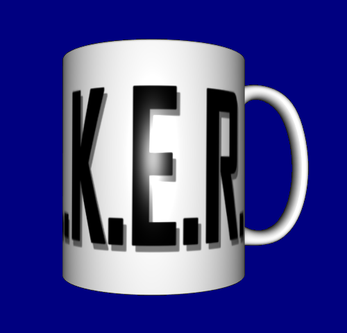 Кружка / чашка Stalker