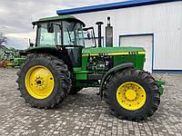 Трактор John Deere 4455- 1991 рік, фото 1