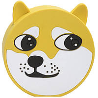 Power Bank Dog (Желтый) 8800mАh USB 2A