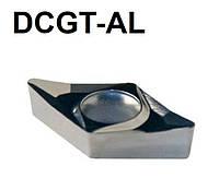 DCGT 11T304-AL KM15 Твердосплавная пластина