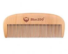 Деревянная расческа для бороды
