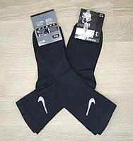 """Шкарпетки жіночі високі чорні """"Team Socks"""". Р-Р 36-39."""