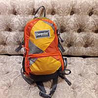 Стильный рюкзак Onepolar 1590 Orange женский молодежный 20 литров