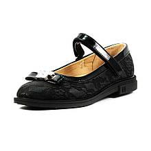 Туфли для девочек Сказка R767134143 черные (36)