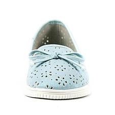 Туфлі для дівчаток Сказка блакитний 15969 (32), фото 3