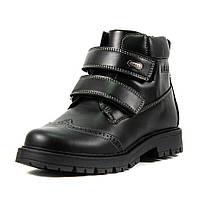 Ботинки демисезон подросток Сказка R509736062 черные (34)