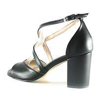Босоножки женские Rovigo-Rifellini R473-1200 черные (37), фото 2