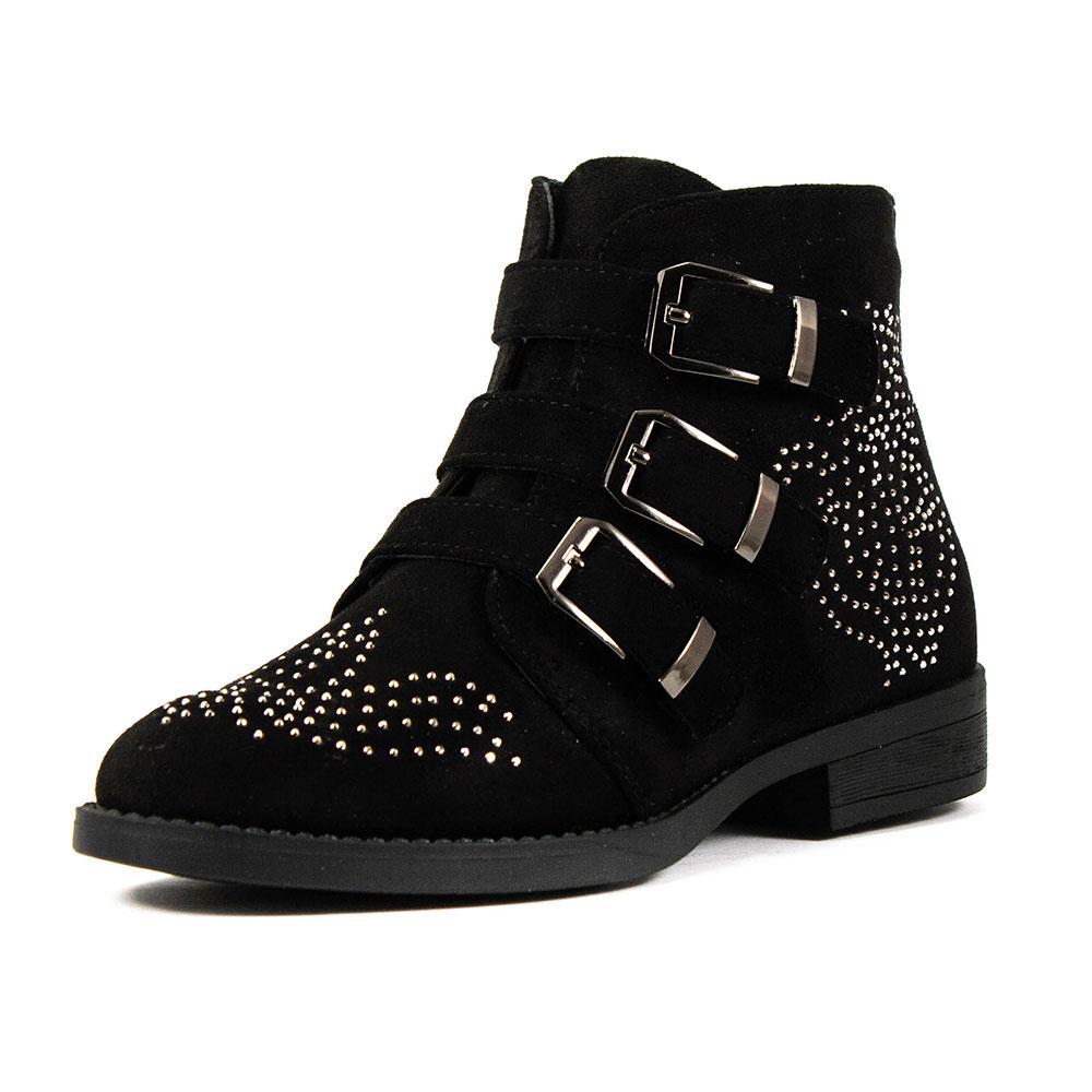 Ботинки демисезон подросток Сказка R292736505 черный (37)