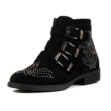 Ботинки демисезон подросток Сказка R292736505 черный (37), фото 2
