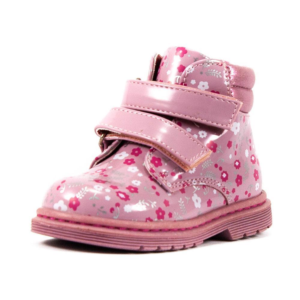 Ботинки детские Сказка R223135017 розовые (21)