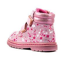 Ботинки детские Сказка R223135017 розовые (21), фото 2