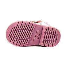 Ботинки детские Сказка R223135017 розовые (21), фото 3