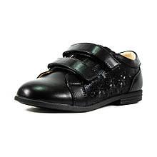Туфли детские Сказка R209034021DA черные (35)