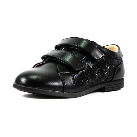 Туфлі дитячі Сказка чорний 16034 (36), фото 2