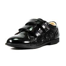 Туфли подростковые Сказка R209034021 черные (31)