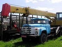 Аренда Автокрана 10 тонн 15м