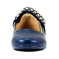 Туфлі дитячі Сказка синій 15974 (25), фото 3